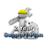 2-Year Support Plan